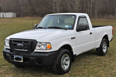 auto air conditioning service 2008 ford ranger seat position control buy used 2008 ford ranger xl standard cab pickup 2 door 2 3l in north collins new york united