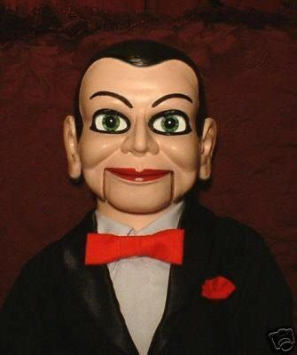 haunted doll billy haunted dead silence billy doll quot follow you quot dummy