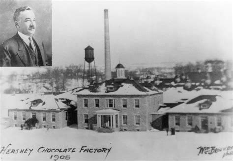 Original Factory by The Original Hershey Factory Historically Significant