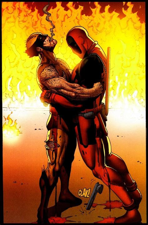 wolverine deadpool wolverine vs deadpool by samzig on deviantart