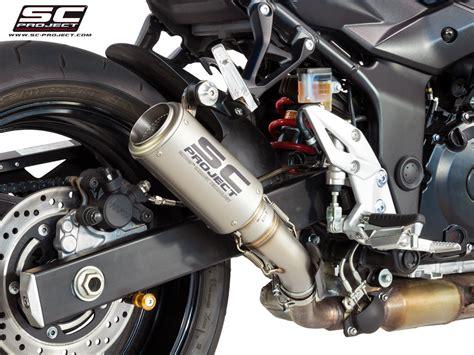 Knalpot Racing Suzuki Gsx Sc Project Carbon sc project shop suzuki gsr 750 cr t silencer