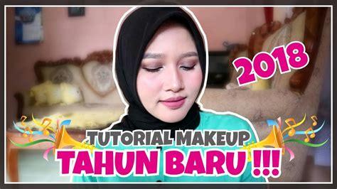 Makeup Wardah 2018 quot wardah quot one brand makeup tutorial makeup buat tahun