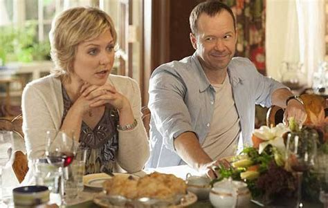 nbc blue bloods cast member amy carlson new hairstyle blue bloods amy carlson exits cbs drama series after 7