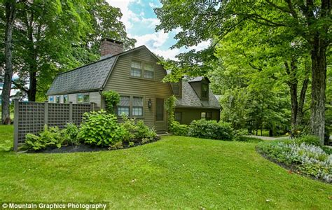 jd salinger s cabin in new hshire woods hits the market
