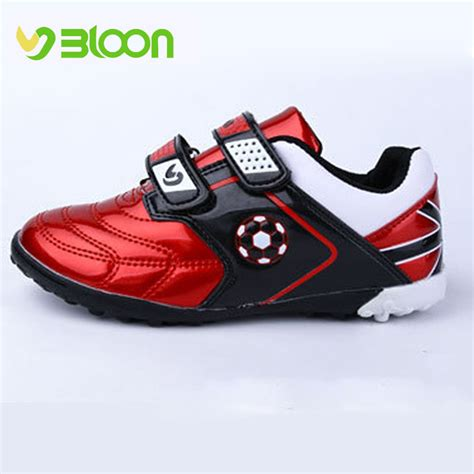 football running shoes bloon children football boots boys indoor football