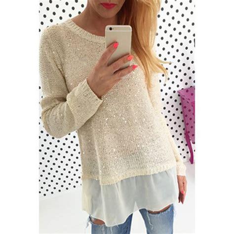 Terlaris Selena Glitter Cardigan winter sweater quote on it white clothes post memes