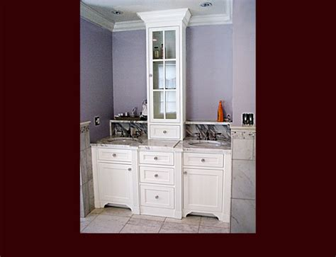 bathroom vanity with upper cabinets custom vanity cabinets bath cabinets medicine cabinets wic