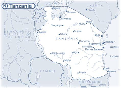 consolato tanzania tanzania informazioni patiche