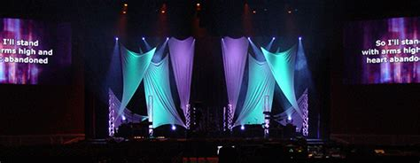 swoop    church stage design ideas