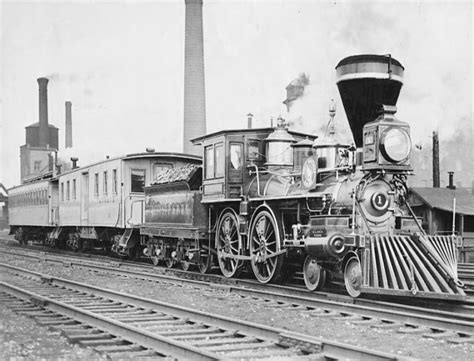 Motor Trade La Union by William Crooks Was The First Steam Locomotive To Run In