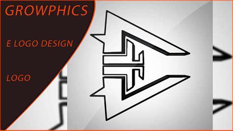 logo e layout e logo design speedart youtube