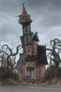 Victorian Style Houses Count Olaf S House A Series Of Unfortunate Event By