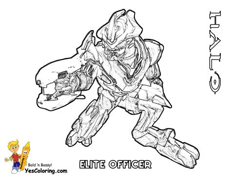 coloriage reach elite