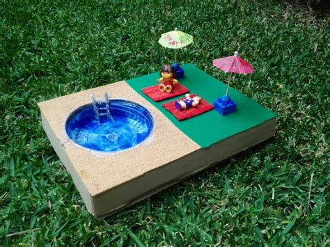 how to make a swimming pool in your backyard pin by shari evans johnson on water safety pool swim theme