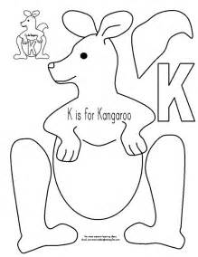kangaroo puppet template discover and save creative ideas