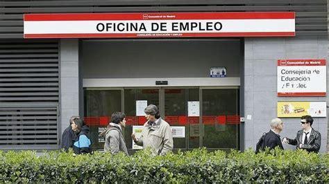 oficina desempleo madrid oficina de empleo de madrid abc es