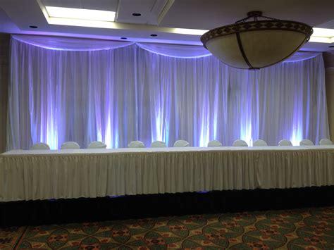 light backdrop headtable backdrops