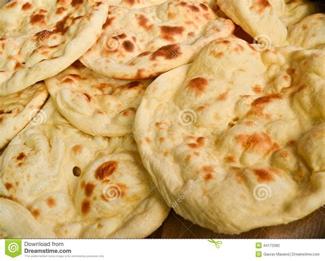Oven Roti Golden tandoori roti stock photo image 44172082