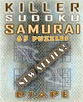 killer coloring horror mashup volume 1 books killer samurai sudoku books