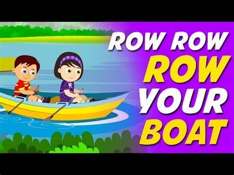 row row row your boat lyrics author row your boat