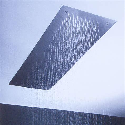 soffione doccia soffitto finalmente dei soffioni doccia a incasso da controsoffitto