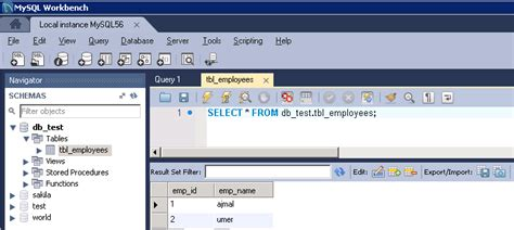 xp configure mysql to listen on a different port tibco tutorial how to connect to mysql database in tibco