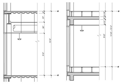 Standard Floor L Height by Underfloor Technology Design Guidelines
