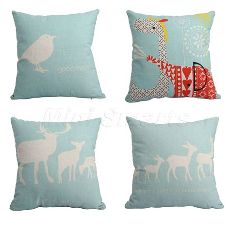 light blue decorative pillows blue accent pillows with