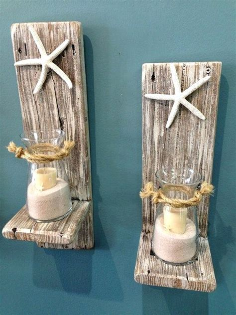 starfish wooden lighthouse nautical themed rooms diy beach themed wall decor gpfarmasi 436a6f0a02e6