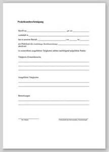 Praktikum Bescheinigung Vorlage Einfache Praktikumbescheinigung Muster