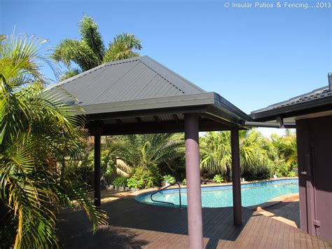 Hut Roof Bali Hut Re Roof Colorbond Hollywell Insular
