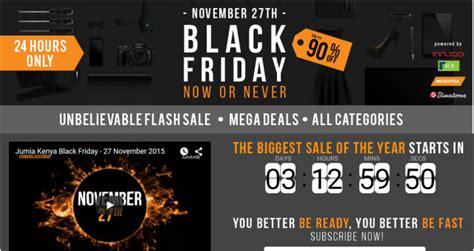 sneak peek  jumia kenya black friday deals techsawa