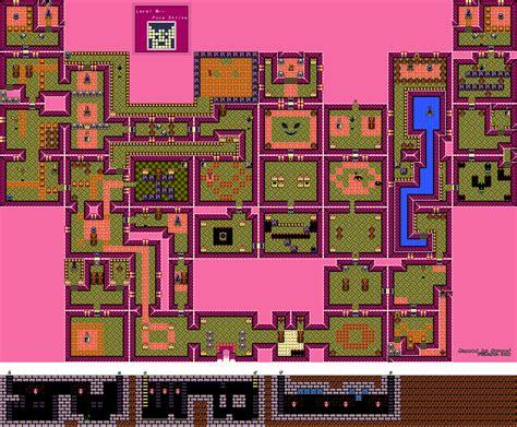 legend of zelda gameboy map the princewatercress blog hcbailly plays link s awakening