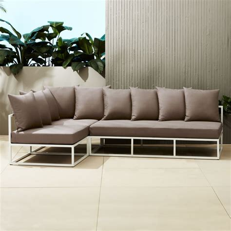 casbah modular outdoor sectional sofa reviews cb