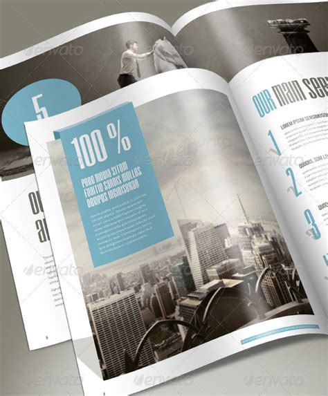 layout corporate brochure 30 high quality indesign brochure templates web