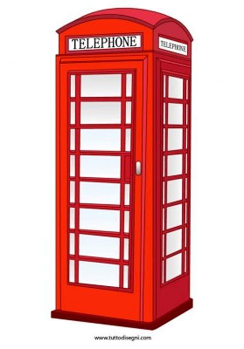 cabina inglese cabina telefonica inglese da stare tuttodisegni