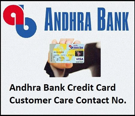 Andhra Bank Gift Card - andhra bank credit card customer care number toll free no