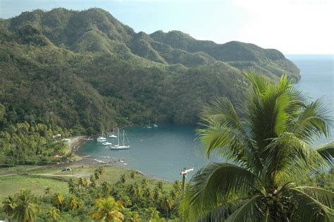 Pirate Bay panoramio photo of wallilabou bay st vincent