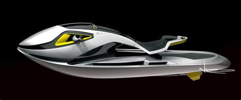jet design daniel nikonchik designed jet ski tangent design