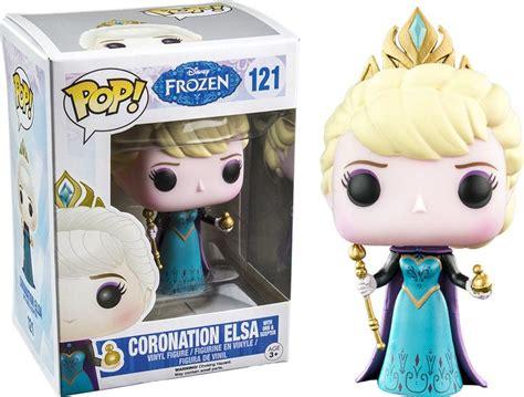 Frozen Pop Figure Chibi Isi 5 Fig 0352 frozen coronation elsa with orb in my collection pop vinyl elsa funko