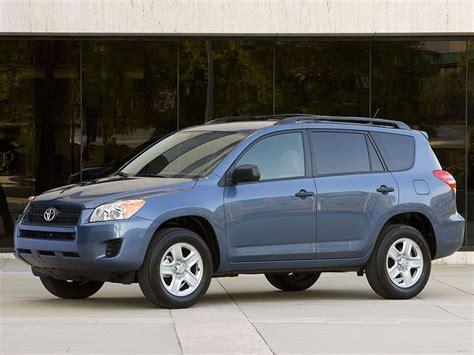Used Toyota Suv 10 Best Used Suvs 25 000 Autobytel