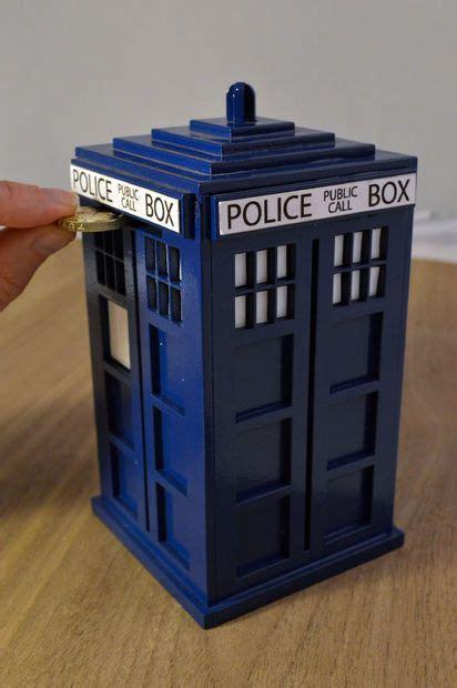 tardis box doctor who tardis laser cut money box best money box and