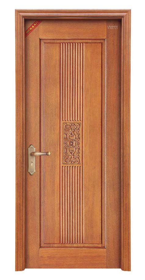 Solid Exterior Wood Doors China Real Solid Wood Door Qx 8801 China Solid Doors Wood Doors