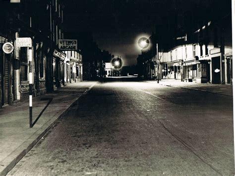 nuneaton abbey street our warwickshire abbey street nuneaton at night our warwickshire