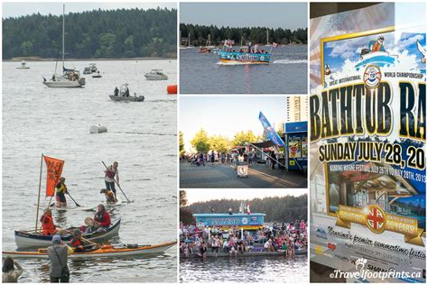 nanaimo bathtub races nanaimo bathtub races and summer events
