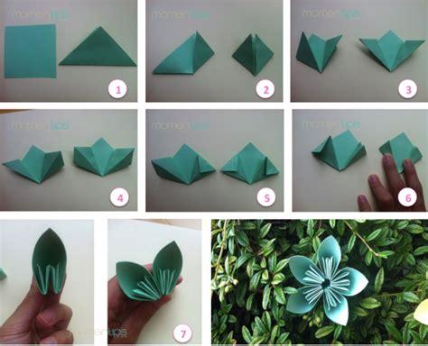 imagenes de flores origami paso a paso guirnaldas originales paso a paso tutoriales en im 225 genes