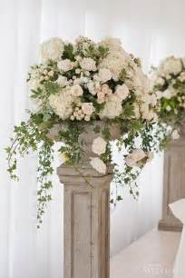 wedding altar flowers 25 best ideas about wedding ceremony flowers on wedding ceremony decorations