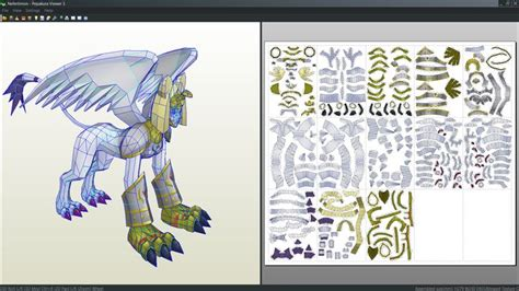 Digimon Papercraft - 48 best digimon papercraft images on