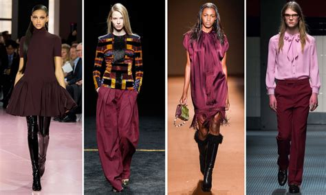 Guess Who Is Doing Trend Reports For Everyonedrum Roll by Colors Trends Fall Winter 2015 50 Shades Of Unisex
