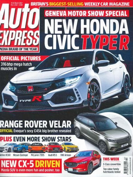 Auto Express Subscription by Auto Express Magazine Subscription